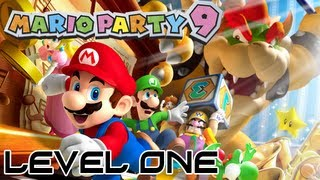Level One - Mario Party 9 - TGS