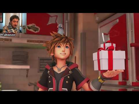 That's What I Call Cooking! (KH3 Stream Highlight)