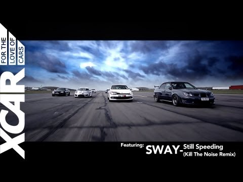 Speedin' - XCAR hit the track with some of the best UK car tuning garages. Music: Sway - Still Speeding (Kill The Noise Remix)
