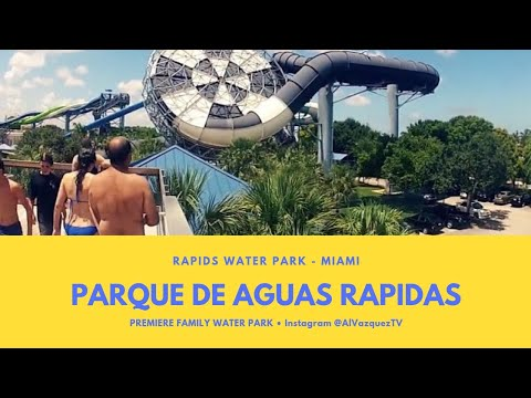 Rapids Water Park - Florida's Premiere Family Water Park - GoPro