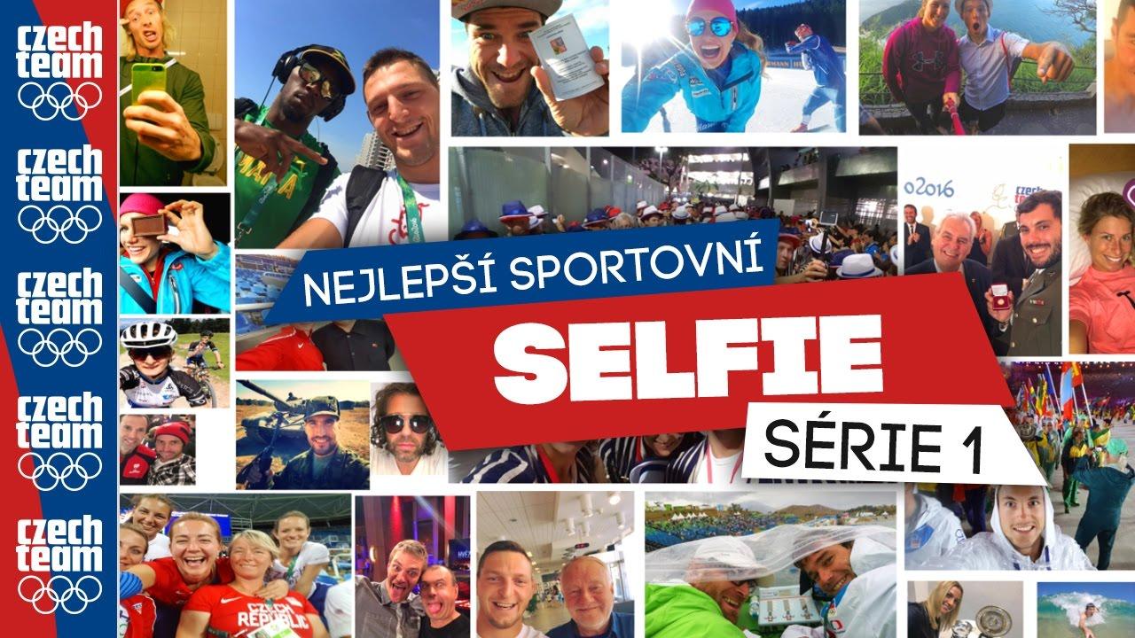 TOP sportovní selfie roku!