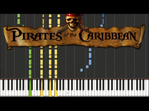 He's A Pirate - Klaus Badelt video tutorial preview