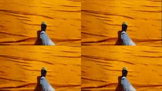 Floating Piers...camminando...ondeggiando