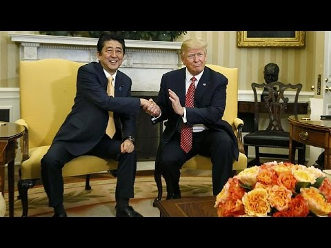 ΗΠΑ – Ιαπωνία: Η διπλωματία του γκολφ