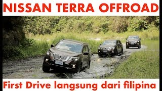Download Video Nissan Terra, Pesaing Pajero Fortuner Ternyata GINI DOANG? MP3 3GP MP4