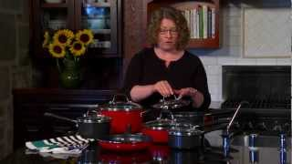 Advantage® Nonstick Aluminum (11 Piece Set) Demo Video Icon