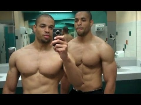 Hodgetwins – Twin Muscle Workout – Protein and Creatine Review