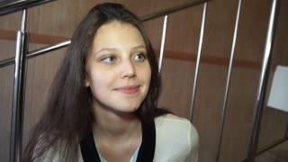 Интервью. Яна Ретунская и Александра Юлашева.