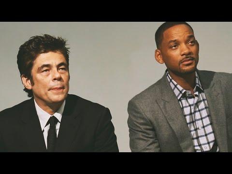 Actors on Actors: Will Smith & Benicio Del Toro – Full Video