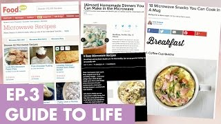 [Vietsub] Microwave Cooking - Xiaxue s Guide To Life  EP3 | Yeah1 Style, phở đặc biệt, yeah1 tv, pho dac biet yeah1