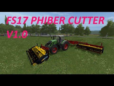 FS17 Phiber Cutter v1.0