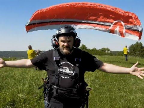 Kaszëbsczé Ptôchë - reportaż o sportach powietrznych na Kaszubach