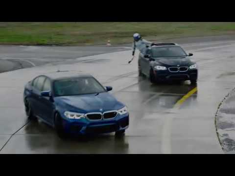 BMW breaks drifting records