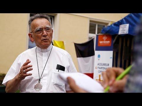 Το Βατικανό καταδικάζει τη βάρβαρη δολοφονία Γάλλου ιερέα