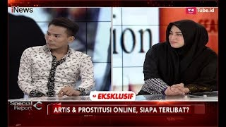 Video EKSKLUSIF! Robby Abbas, Mantan Muncikari Bongkar Tarif Prostitusi Online - Special Report 08/01 MP3, 3GP, MP4, WEBM, AVI, FLV Januari 2019
