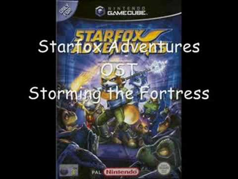 Starfox  Adventures OST - Storming the Fortress