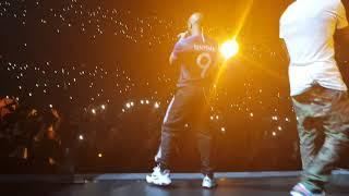 Dosseh ft. Booba - Infréquentables (Live Concert U Arena 13 Octobre 2018)