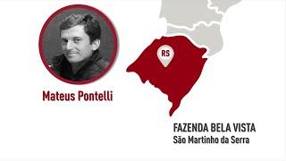 RS - São Martinho da Serra - Mateus Pontelli