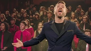 Video 200 Kids Sing A Cappella Style | You Raise Me Up by Josh Groban MP3, 3GP, MP4, WEBM, AVI, FLV Juni 2019
