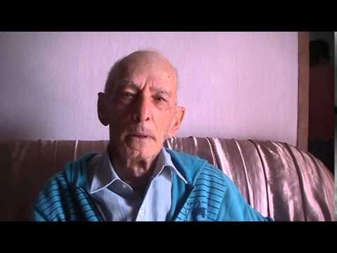 Bonifácio falando sobre Elísio Medrado