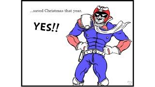 How Captain Falcon Saved Christmas