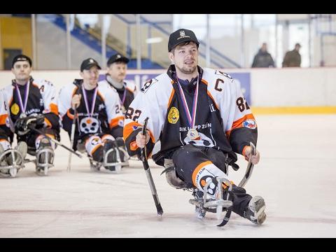 PŘÍBĚHY (NE)OBYČEJNÝCH | díl 3.: Sledge hokej Zlín