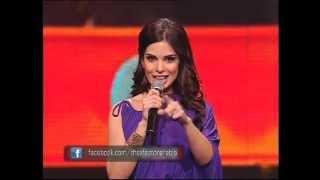 وداع المتسابقين لعلي و كلمات الحكام له - الحلقة الأولى - The XTRA Factor 2013