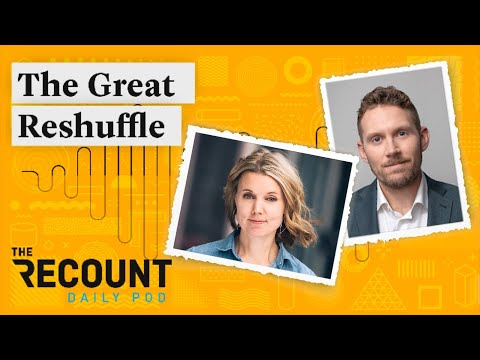 Why Millions of Americans Are Quitting Their Jobs | The Recount Daily Pod