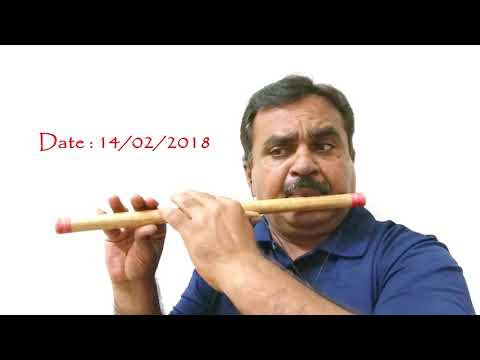 Video BANSURI PRACTICE (Flute) Song : E Mere Dile Nadaan download in MP3, 3GP, MP4, WEBM, AVI, FLV January 2017