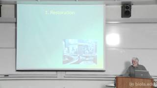 15. Stewardship: Restoration [Environmental Ethics]