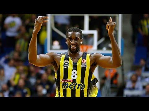 MVP for April: Ekpe Udoh, Fenerbahce Istanbul