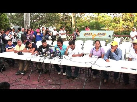 'Gang members' admit killing over 40 missing Mexico students