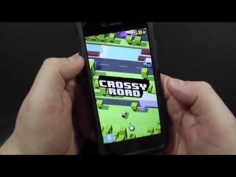 Crossy Road - Iphone App Review - Top 10 Apps