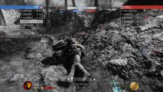 Spectating an actual hacker in BF1