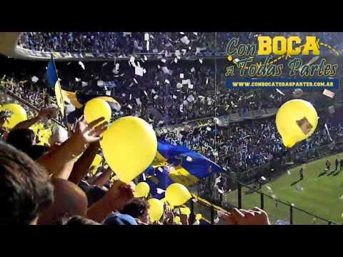 Quiero quemar el gallinero / Boca Jrs. vs River Plate - Clausura 2011 - La 12 - Boca Juniors
