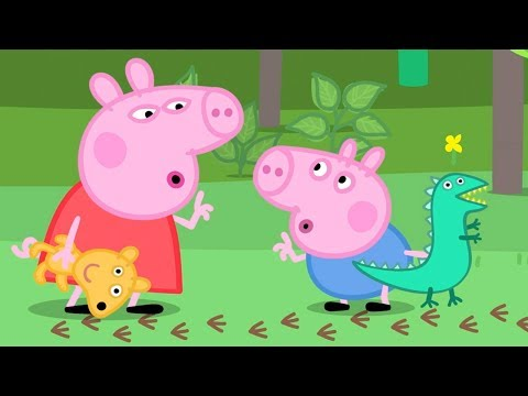 Peppa Pig Full Episodes | Nature Trail | Cartoons for Children