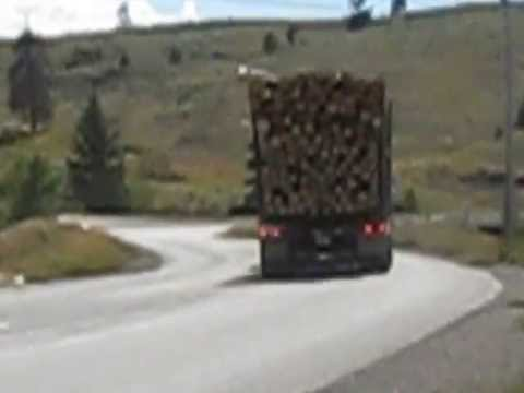 Dodge cummins pulling 141000 pounds uphill