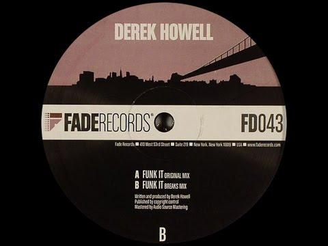 Derek Howell – Funk It (Breaks Mix)