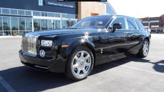 In this video I give a full in depth tour of the 2011 Rolls Royce Phantom. I take viewers on a close look through the interior and...