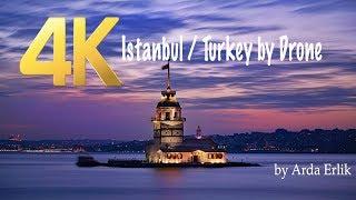 Video 4K Istanbul / Turkey by Drone MP3, 3GP, MP4, WEBM, AVI, FLV November 2018