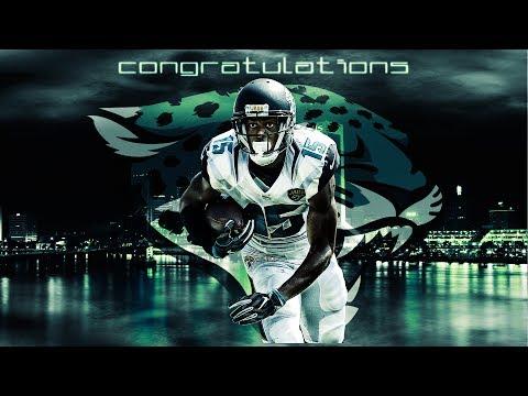 "Allen Robinson | 2016-2017 Highlights | ""Congratulations"""