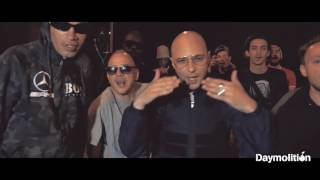 Gros94 feat. Alkpote, Demon One & Halim I Daymolition