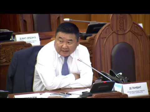 Д.Ганбат: Засгийн газраа тогтвортой байлгаж ажиллаарай