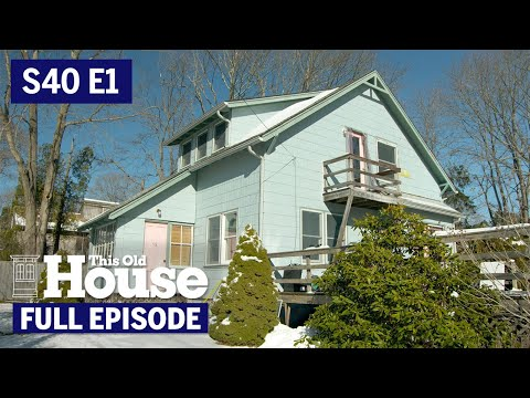 This Old House   The Net Zero Bungalow (S40 E1)   FULL EPISODE