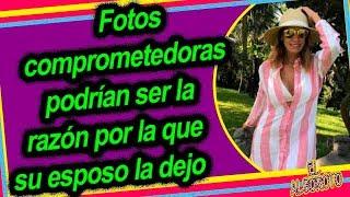 Lili Estefan del Gordo y La Flaca confirma su separación de su esposo.