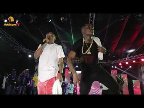 MAYOURKUN'S PERFORMANCE AT SMALL DOCTOR'S OMO BETTER CONCERT 2018