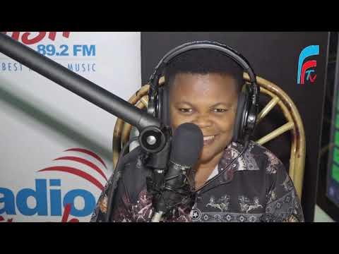 Aki na Ukwa ibyamamare byo muri Nigeria basekeje abantu muri Studio za Flash