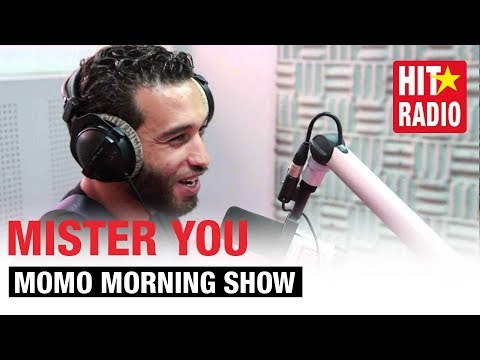 MISTER YOU DANS LE MORNING DE MOMO SUR HIT RADIO - 25/04/14