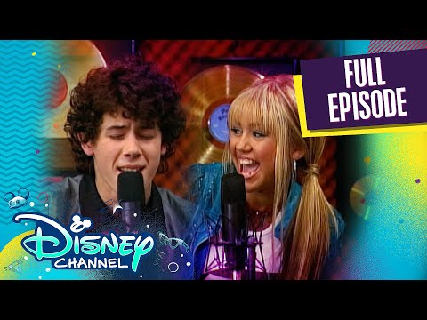 Me and Mr. Jonas and Mr. Jonas and Mr. Jonas 🎸 | Full Episode | Hannah Montana | Disney Channel