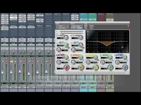 5 Minutes To A Better Mix II: Subtractive EQ – TheRecordingRevolution.com